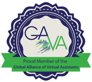 GAVA Member - Global Alliance of Virtual Assistants